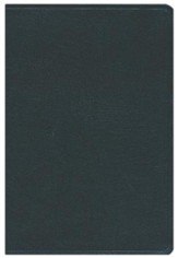KJV Super Giant Print Reference Bible, Bonded leather, black