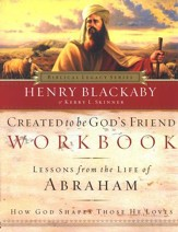 Created to Be God's Friend--Workbook