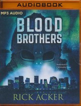 Blood Brothers #2 - unabridged audio book on MP3-CD