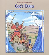 God's Family (Preschool) Teacher's Guide: The Story of God and His People