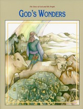 Story of God and His People: God's Wonders (Kindergarten) Student Activity Book