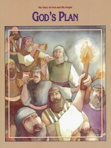 Story of God and His People: God's Plan (Grade 1) Student Activity Book