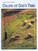 Story of God and His People: Calling of God's Tribe (Grade 3) Student Activity Book