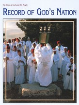 Story of God and His People: Record of God's Nation (Grade 4) Student Activity Book