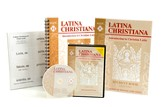 Latina Christiana II Texts, DVDs, and Flashcards Set