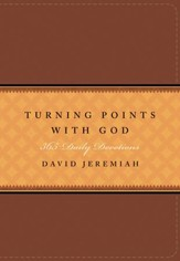 Turning Points with God: 365 Daily Devotions - eBook