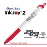 Jesus Others Yourself Pen, Red