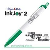 Jesus Others Yourself Pen, Green