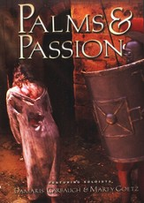 Palms & Passion, DVD