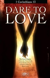 Dare to Love: 1 Corinthians 13 - eBook