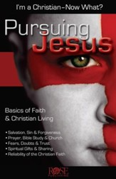 Pursuing Jesus - eBook