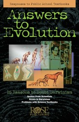Answers to Evolution - eBook