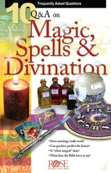10 Q & A Magic, Spells, and Divination - eBook