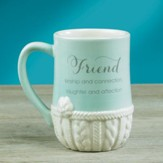 Friend, Kinship and Connections Mug