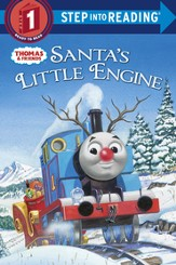 Santa's Little Engine (Thomas & Friends) - eBook