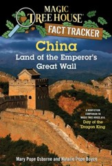 Magic Tree House Fact Tracker #31: China