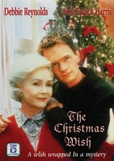 The Christmas Wish DVD