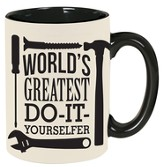 World's Greatest Do-it-Yourselfer, Mug in a Gift Box