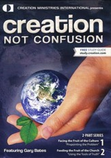 Creation Not Confusion (DVD)