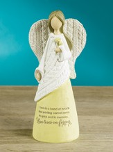 Memorial, Love Lives On Forever, Angel Figurine