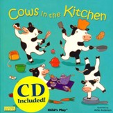 Cows in the Kitchen with CD