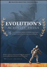 Evolution's Achilles Heels, DVD