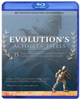 Evolution's Achilles' Heels, Blu-ray