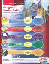 Gangway Opening/Closing Leader Guide with DVD