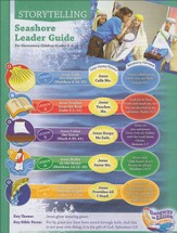 Seashore Storytelling Leader Guide with CD