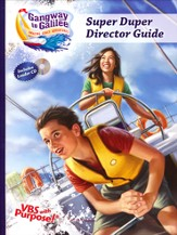 Super Duper Director Guide with CD