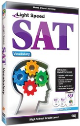 Light Speed SAT Test Prep: Vocabulary DVD