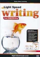 Light Speed Writing: Your Own Writing DVD