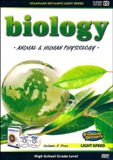 Light Speed Biology: Animal and Human Physiology DVD