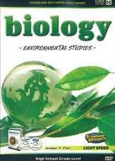 Light Speed Biology: Environmental Studies DVD