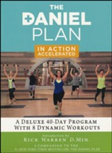 The Daniel Plan: In Action Accelerated, Journal/CD/3-DVD Set