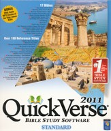 QuickVerse 2011 - Standard Edition