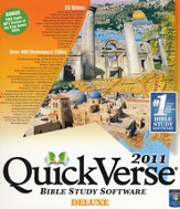 QuickVerse 2011 - Deluxe Edition