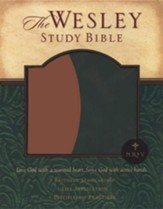 NRSV Wesley Study Bible  - Slightly Imperfect