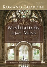 Meditations before Mass - eBook