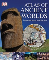 Atlas of Ancient Worlds, includes CD-ROM