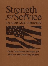 Strength for Service to God and Country - Khaki