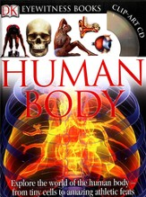Eyewitness: Human Body, includes CD