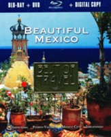 BEAUTIFUL MEXICO: Guadalajara, Mexico City and Zilhuatanejo - DVD