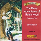 Merry Adventures of Robin Hood Audio CD