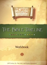The Bible Timeline: The Story of Salvation Study Kit