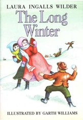 The Long Winter, Little House on the Prairie Series #6  (Hardcover)