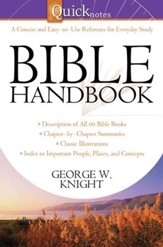 Quicknotes Bible Handbook - eBook