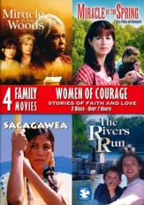 Women of Courage: Stories of Faith and Love - 2 pack