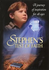 Stephen's Test of Faith, DVD