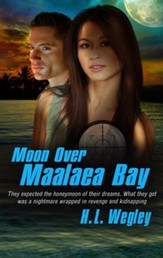 Moon over Maalaea Bay - eBook